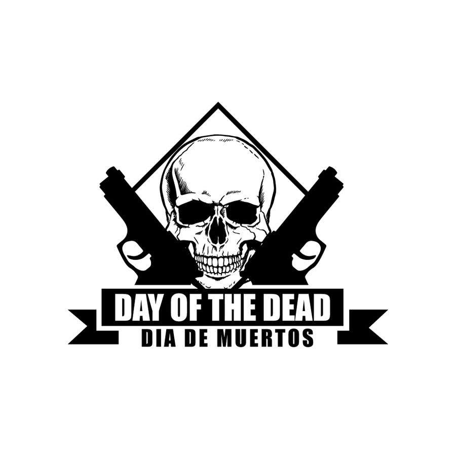 Proposition n°34 du concours Day of the Dead Logo Contest