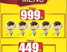 #15 for X-Banner Needed for Restaurant af ajmal32150
