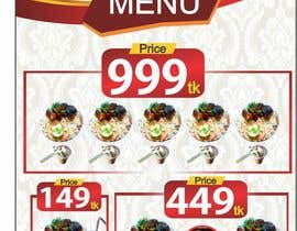 #21 for X-Banner Needed for Restaurant af ajmal32150
