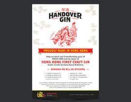 #51 for Design a crowdfunding pamphlet for Handover Gin by rahulsakat99