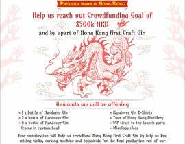 #40 cho Design a crowdfunding pamphlet for Handover Gin bởi SaxenaKuldeep