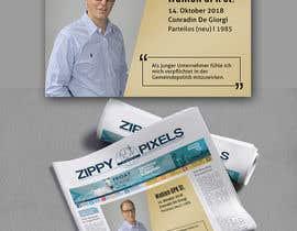 #46 for Ad for newspaper af rrtvirus