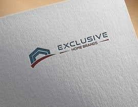 #8 para Design Logo for Exclusive Home Brands de tapos7737