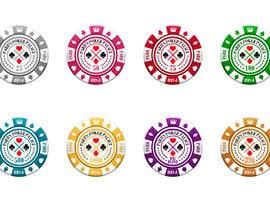 #12 Family poker chip logo design részére Exdrell által
