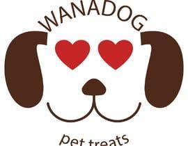 Nro 35 kilpailuun Logo for Wanadog Pet Treats käyttäjältä SJWebber