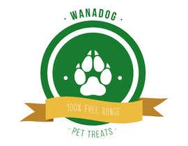 #43 for Logo for Wanadog Pet Treats by isabellammens