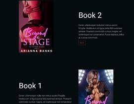Nro 6 kilpailuun Design an Erotica Book Website/Wordpress Mockup käyttäjältä andreperegrina