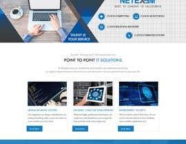 nº 12 pour Design  a Website Mockup par webidea12
