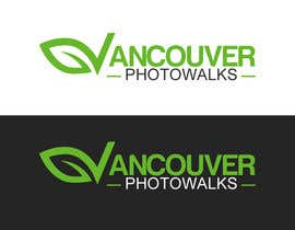 #19 untuk Design a Logo for Vancouver Photowalks oleh theengineerr9