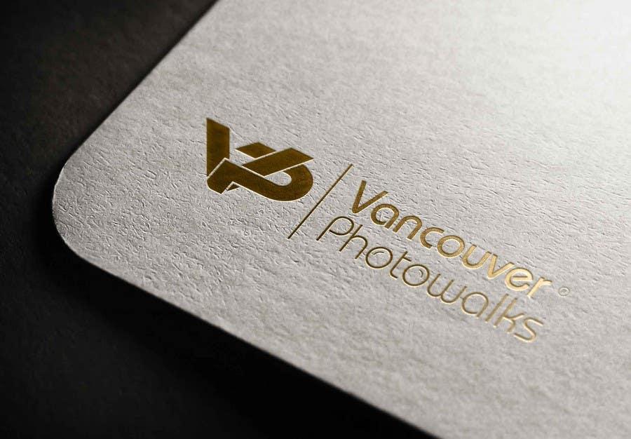 Penyertaan Peraduan #                                        30                                      untuk                                         Design a Logo for Vancouver Photowalks