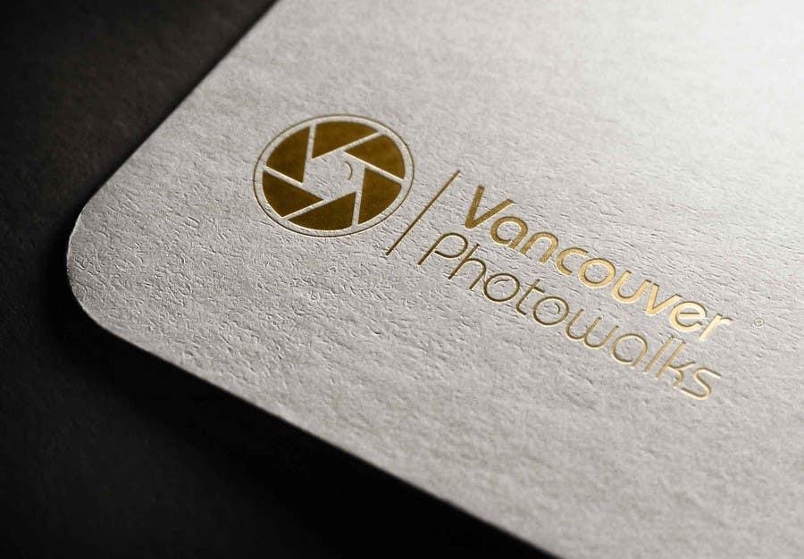 Penyertaan Peraduan #                                        110                                      untuk                                         Design a Logo for Vancouver Photowalks