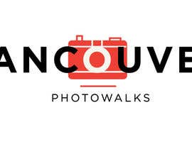 #26 untuk Design a Logo for Vancouver Photowalks oleh moggiepa