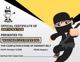 #4 untuk I need a certificate oleh arvinjohnsampaga