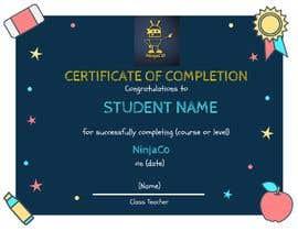 #11 untuk I need a certificate oleh khairunnisanawi