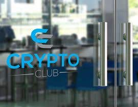 #348 for Design des Logos CC, CRYPTO CLUB by rf3747