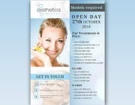 #53 untuk Skin Clinic Open Day Poster and Banner oleh rrtvirus