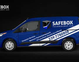 #45 for Graphic Design for Commercial Vehicle wrap by hire4design