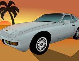 #9 for Create a vectorised 2D image of project car. by GrottoDesign