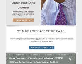 #40 for mailchimp mail chimp HTML email needed for clothing business af silvia709
