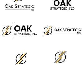 #1148 for Oak Strategic Company Logo by mondaluttam