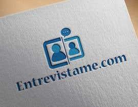 "#53 para Diseñar logotipo con nombre ""Entrevistame.com"" de arazyak"