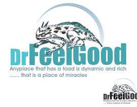 nº 66 pour Logo Design for Dr Feel Good par ulogo