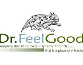 nº 70 pour Logo Design for Dr Feel Good par haider503