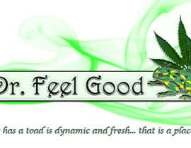 #68 para Logo Design for Dr Feel Good por zyodvb