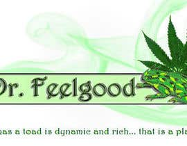#63 para Logo Design for Dr Feel Good por zyodvb