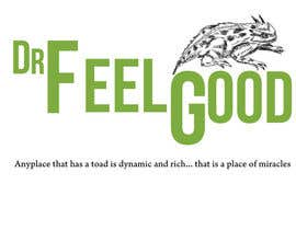 #52 untuk Logo Design for Dr Feel Good oleh LaurentM