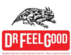 #59 untuk Logo Design for Dr Feel Good oleh LaurentM