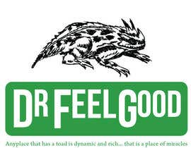#58 para Logo Design for Dr Feel Good de LaurentM