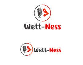 #24 para I need a logo for a podcast. The name is Wett-Ness Podcast. Ness because both podcast members are named VaNESSa. We would like something sexy and girly.  -- 10/07/2018 15:13:09 de moucak