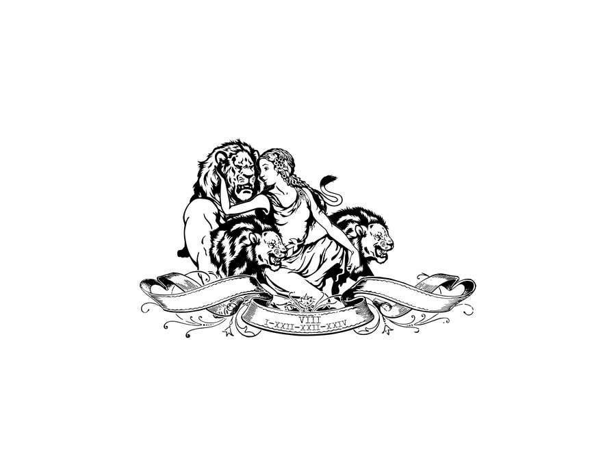 Contest Entry 18 For 3 Lions 1 Virgo Tattoo Design