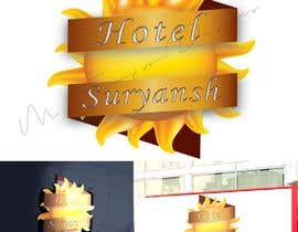 #24 para Design a Hotel Logo and letter head por maieshathompson