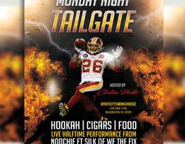 #44 cho Monday Night Tailgate Hosted By Clinton Portis bởi sabuj29