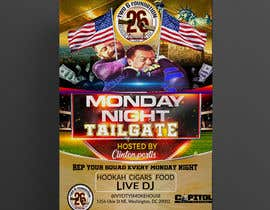 #53 for Monday Night Tailgate Hosted By Clinton Portis af Akheruzzaman2222