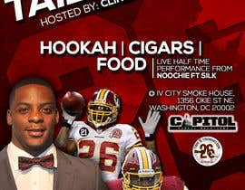 #3 for Monday Night Tailgate Hosted By Clinton Portis af Mayanga