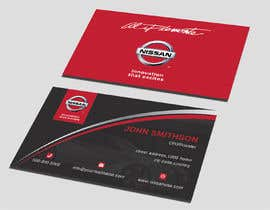 #444 para Business Card Design Contest de Roronoa12