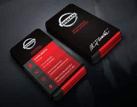 #1033 para Business Card Design Contest de ahtonmoy