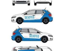 Nro 2 kilpailuun Car sticker design engineering company käyttäjältä febrivictoriarno