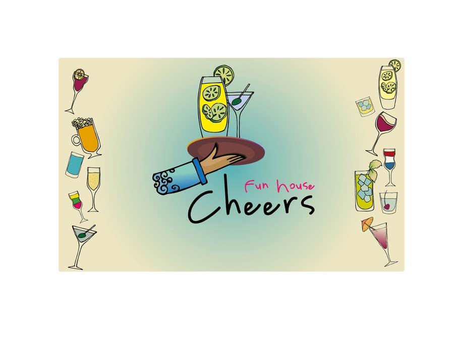 Inscrição nº 118 do Concurso para Logo Design for Cheers!
