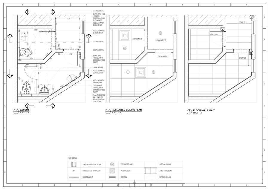 Конкурсная заявка №19 для Autocad Drawing