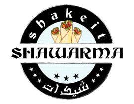 #126 pentru Logo for shawarma restaurant de către mmagdii97