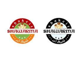 #127 pentru Logo for shawarma restaurant de către mmagdii97