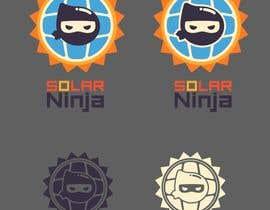 Nambari 162 ya Solar Energy Logo: Solar Ninja (Contest version) na EdgarxTrejo