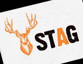 Nro 196 kilpailuun New Logo DEER HUNTING käyttäjältä rajgraphicmagic