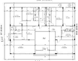 #5 for draw plan layout in autocad by mohamedmh94