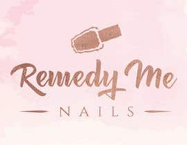 "#17 para Logo for new nail business ""Remedy Me"" de miladinka1"