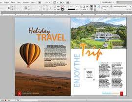 #11 for A4 magazine designed af rajaitoya
